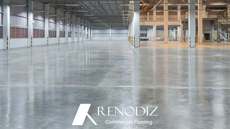 Who can benefit from polished concrete flooring?