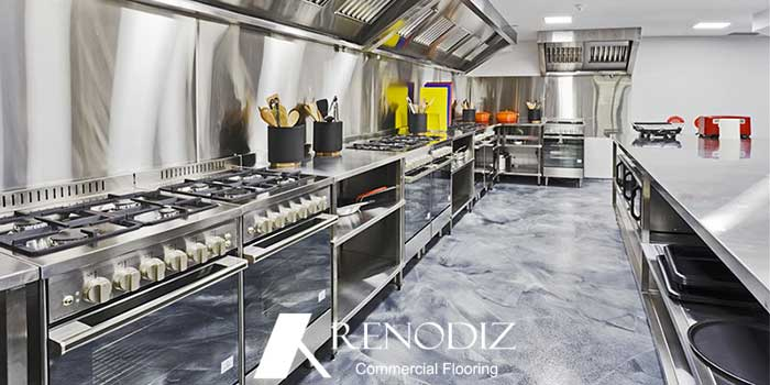 In search of the best solution for commercial kitchen flooring!